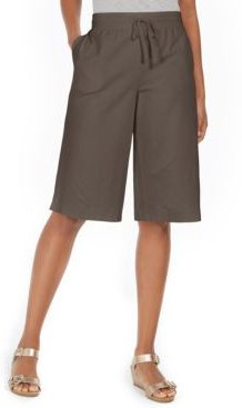 Knit Skimmer Shorts, in Regular & Petite, Created for Macy's
