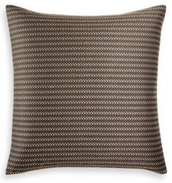 Closeout! Hotel Collection Linear Chevron European Sham, Created for Macy's Bedding
