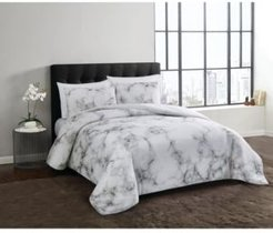Vince Camuto Amalfi Full/Queen Duvet Cover Set Bedding