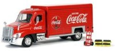 1/50 Scale Beverage Delivery Diecast Truck With