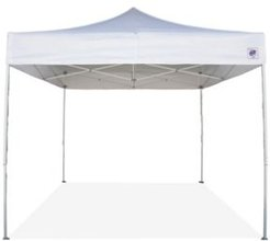 Event Shelter 100 Square Feet of Shade Vendor Friendly All Pop-Up Straight Leg Basic Tent