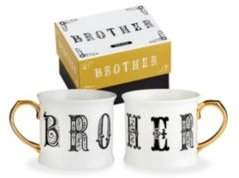 Imports Lithographie Mug - Brother