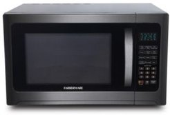 Black FMO12AHTBSG 1.2 Cu. Ft. 1100-Watt Microwave Oven with Grill, Black Stainless Steel