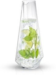 Infiniti Deluxe Glass Pitcher, 43 Oz