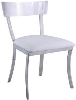 Maiden Curved Back Side Chair, Set of 2
