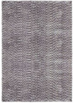 """Cotton Tail Solid Gray 7'10"""" x 10'10"""" Area Rug"""