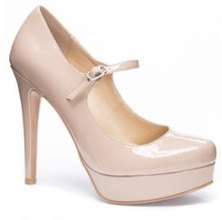 Winter Platform Stiletto Pump Women's Shoes