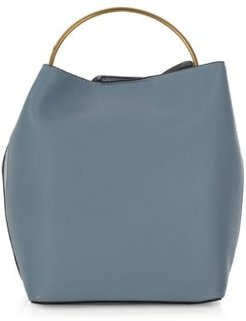 Bucket Bag with Pouch