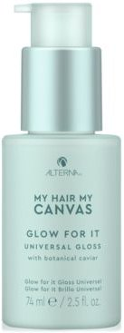 My Hair My Canvas Glow For It Universal Gloss, 2.5-oz.