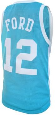 North Carolina Tar Heels Phil Ford Throwback Jersey