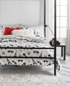 Icon 3 Piece Quilt Set, King Bedding