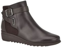 Yara Round Toe Ankle Boot Women's Shoes