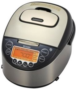 Induction Heating 5.5 Cup Rice Cooker Warmer