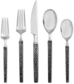Closeout! Argent Orfevres Hampton Forge Tuscany 18/10 5-Piece Place Setting