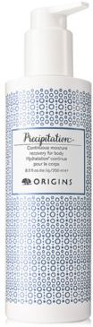 Receive a Free Full Size Precipitation Lotion with any $60 Origins purchase (A $28 Value!)