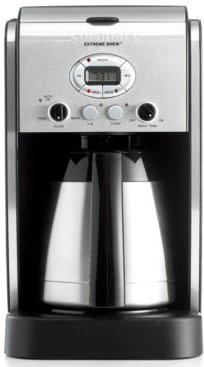 Dcc-2750 10-Cup Thermal Extreme Brew Coffee Maker
