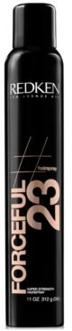 Forceful 23 Hairspray, 11-oz, from Purebeauty Salon & Spa