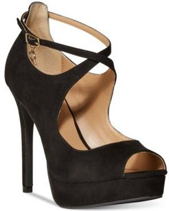 Chelsie Platform Dress Pumps, Created for Macy's Women's Shoes