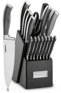 Artise Collection 17-Pc. Cutlery Set