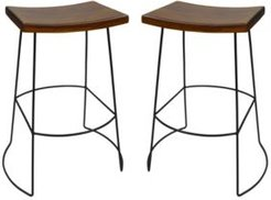 Set of 2 Rex Barstool