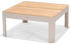 Closeout! Modern Tropic Teak Outdoor Coffee Table, Created for Macy's