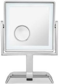Sensor Touch Double-Sided Vanity Mirror Bedding