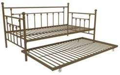 Maisie Twin Twin Daybed with trundle