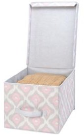 Closet Candie Large Storage Box in Ikat