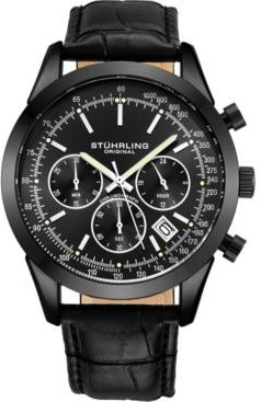 Original Men's Quartz Chronograph Date Watch