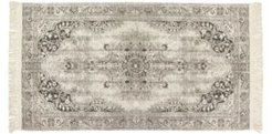 """Montana Vegetable Dyed Cotton 26"""" x 45"""" Accent Rug Bedding"""