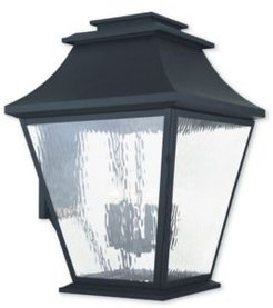 Closeout! Livex Hathaway 6-Light Outdoor Wall Lantern