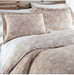 Perfect Boho Paisley 3-Piece Comforter and Sham Set, Twin/Twin Xl Bedding