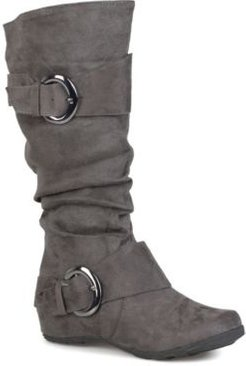 Extra Wide Calf Jester-01 Boot Women's Shoes