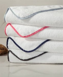 Bodrum Turkish Terry Face Towel Bedding