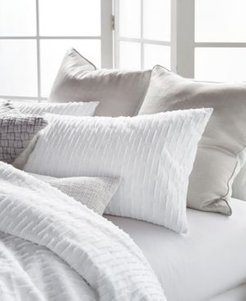 Refresh King Sham White Bedding