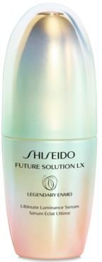 Future Solution Lx Legendary Enmei Ultimate Luminance Serum, 1.0 oz. Exclusive to Macy's