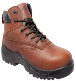 """7"""" Water Resistant Composite Safety Toe Boot Men's Shoes"""