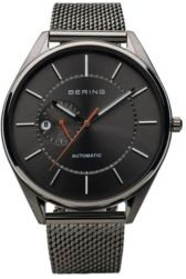 Automatic Multifunction Stainless Steel Mesh Watch