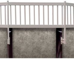 Above Ground Pool 2 Section Fence Kit