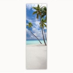 Colossal Images Gentle Palms Canvas Art, 12 x 36
