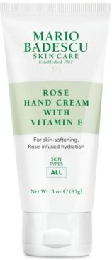 Rose Hand Cream, 3-oz.