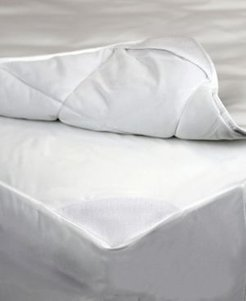 2-in-1 King Mattress Pad with Removable Washable Top Pad