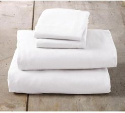 Great Bay Home Extra Soft Solid King Sheet Set Bedding