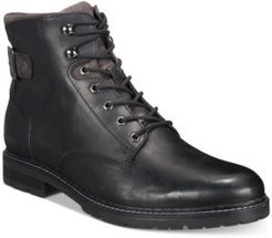 Syd Leather Casual Boots, Created for Macy's Men's Shoes