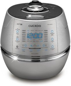 10- Cup Induction Heating Pressure Rice Cooker