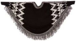 Poncho with Tassels