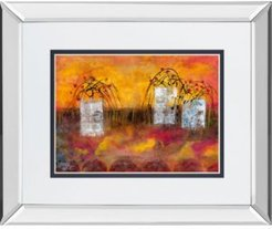 """Old Boxes Iv by Elliot Mirror Framed Print Wall Art, 34"""" x 40"""""""