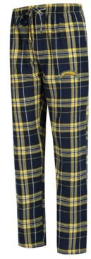 Los Angeles Chargers Hillstone Flannel Pants