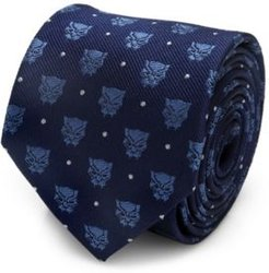 Black Panther Dot Tie