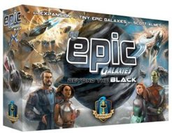Tiny Epic Gamelyn Games Galaxies Beyond The Black Expansion Strategy Board Game